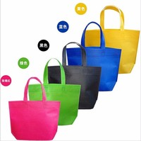 Customized hot sell color non woven shopping bag products