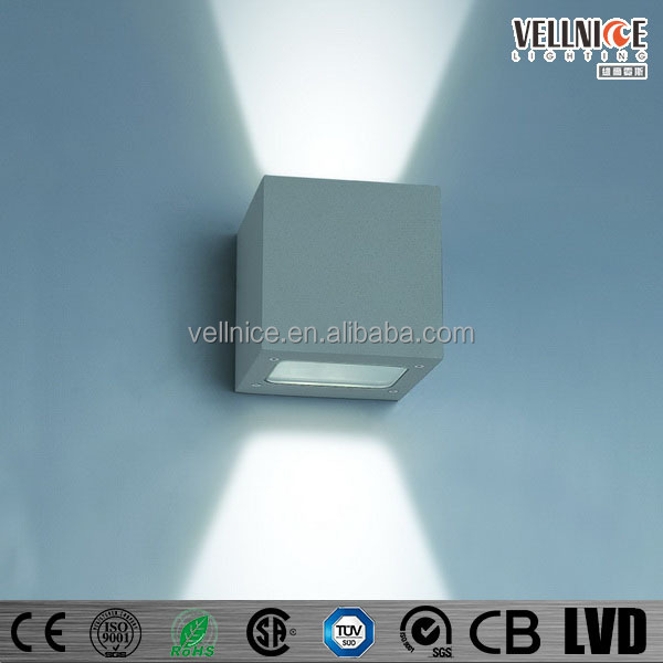 IP65 Recessed Mount LED Wall Light Exterior Step Light Waterproof Outdoor Deck Lighting R3A0024