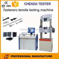 WEW-600C Conctruction materials industry with computer screen hydraulic universal testing machine for fastener safety test