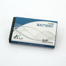 Mobile Battery BL-6C For Nokia Cell phone