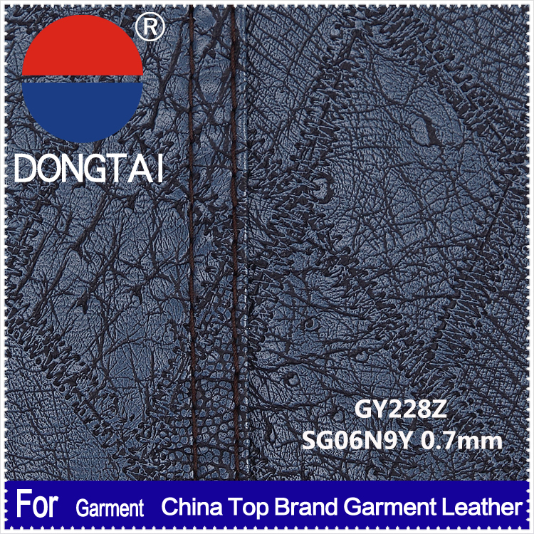 With 20 years expenience high quality deerskin leather