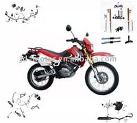 ZS200GY motorcycle parts