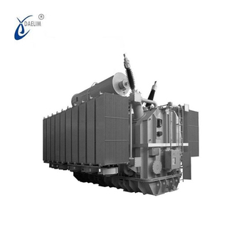 High Voltage 50mva 132kv Power Transformers with OLTC