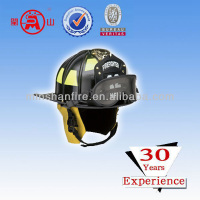 American style fire helmet used fire helmet in fire fighting equipment
