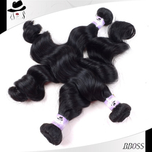 Factory Price 100% unprocessed i-tip wavy hair extension,cheap hair extension,8a peruvian hair weaves pictures