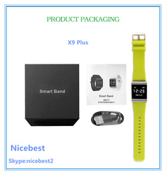 1.3 inch IPS LCD Smart watch kw18 with sim card