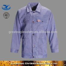 men polyester working clothing for oil industry-WC1007D