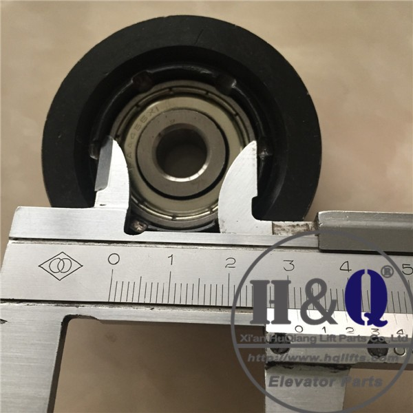 Elevator door roller , Hanger Roller without shaft , parts NO. FAA5394A50
