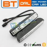 Newest 8-32V Dim/Off+Turning+Slow off Auto Spare Parts LED Daytime Running Lights