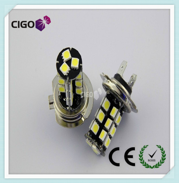 H4/H7 27SMD Canbus Fog Light Type led headlight bulb h4