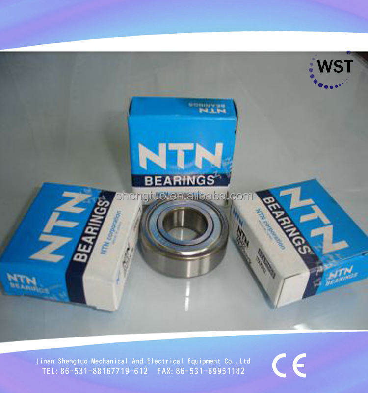 Japan ntn bearing deep groove ball bearing 6005 for motor bicycle