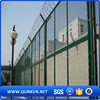 Multifunction galvanized welded wire mesh 358 anti-climb anti-cut fence malaysia