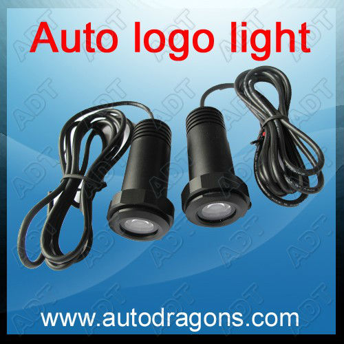 For Mazda logo Cr-ee led car laser light
