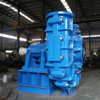 Wear-resistant Diesel Engine Slurry Pump for Mineral Processing