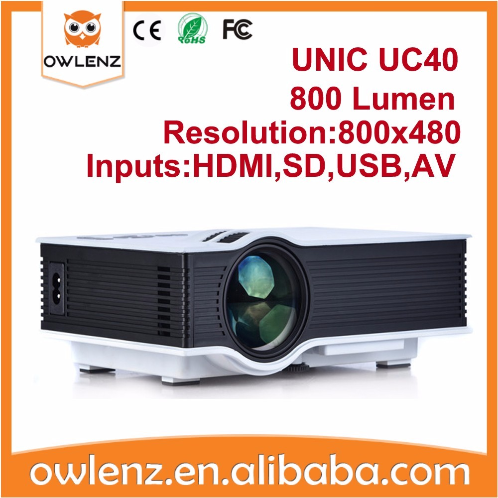 UNIC UC40 cinema theater project led by