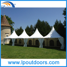 4 x 4 white Quality Outdoor Pavilion Pagoda Tent For Event