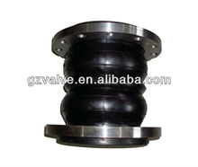 rubber expansion joints with flanges