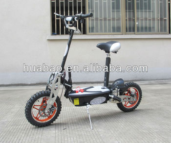 1000W ELECTRIC SCOOTER WITH 10INCH TIRE