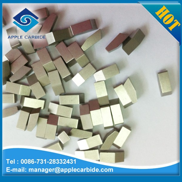 Tungsten carbide tips/carbide saw tips/circular saw tips