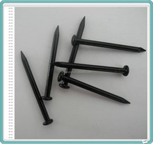 Black Hardened Concrete Steel Nails/Cement Steel Nail