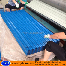 cold rolled pre-painted corrugated steel sheet/corrugated galvanized steel sheet/roof metal sheet