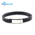 2018 New Designed Leather Bracelet With Magnetic Clasp