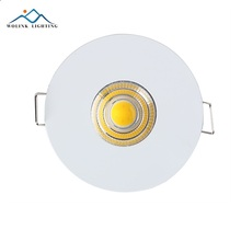 Wolink fire rated outdoor dimmable led downlight fixture frame housing