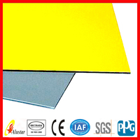 SGS certification aluminum composite panels bending with certification