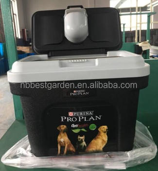 dog food storage container pet dry food promotional products 8kg 10kg pet dry food bin