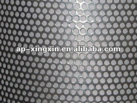 various materials decorative perforated metal