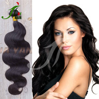 10~22inch 6A 7A 8A Virgin Unprocessed Natural Human Hair Weave/Weft Hair Extensions Brazilian Hair Body Wave