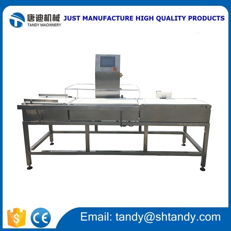 Automatical check weigher for production line online weight checker,conveyor checkweigher