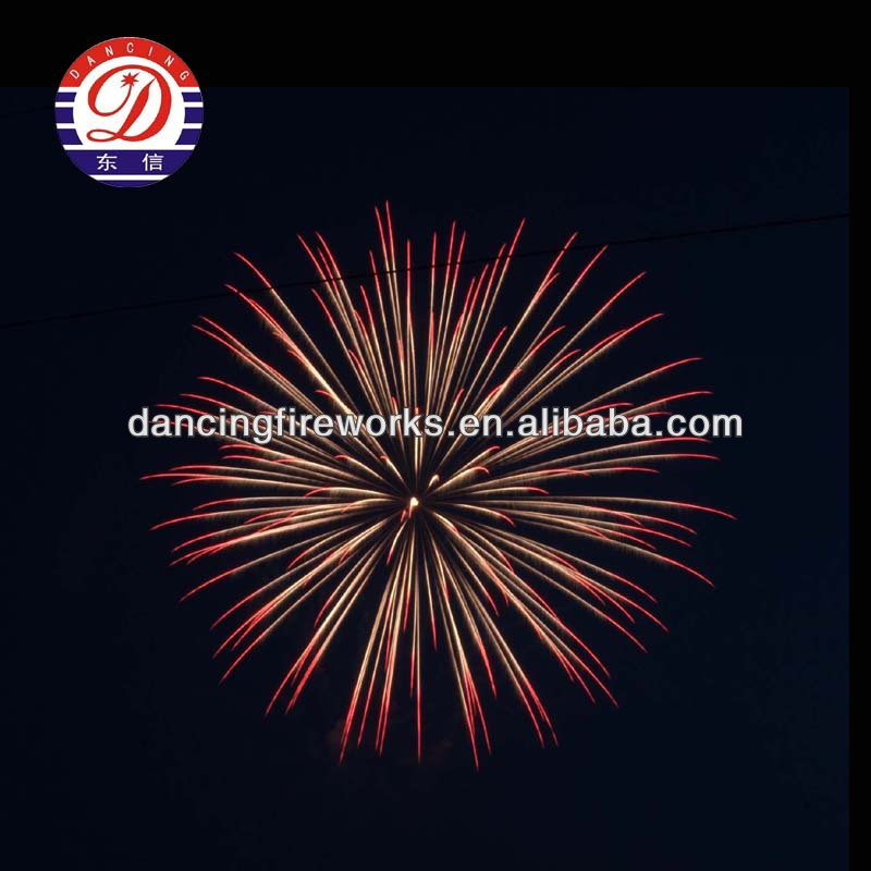 2016 New Product Display Shell Fireworks for sale