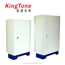 Kingone fiber optic repeater for DAS indoor coverage solutions 20w 43dBm 1800 / 2100 MHz cell phone signal aplifier