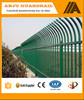 DK-012 quality-assured cheap and durable black metal fence,used aluminum fence panels