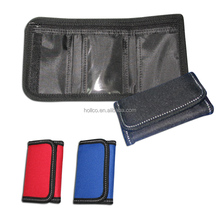 Promotion personalized foldable kids pocket wallet