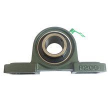 Heavy duty cast iron housing pillow block bearing p206 with high quality