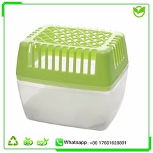 homemade for container moisture absorber plastic basket with cover