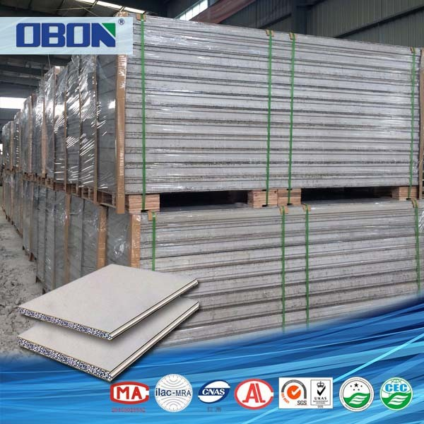 OBON low cost prefabricated house and eps sandwich wall panels