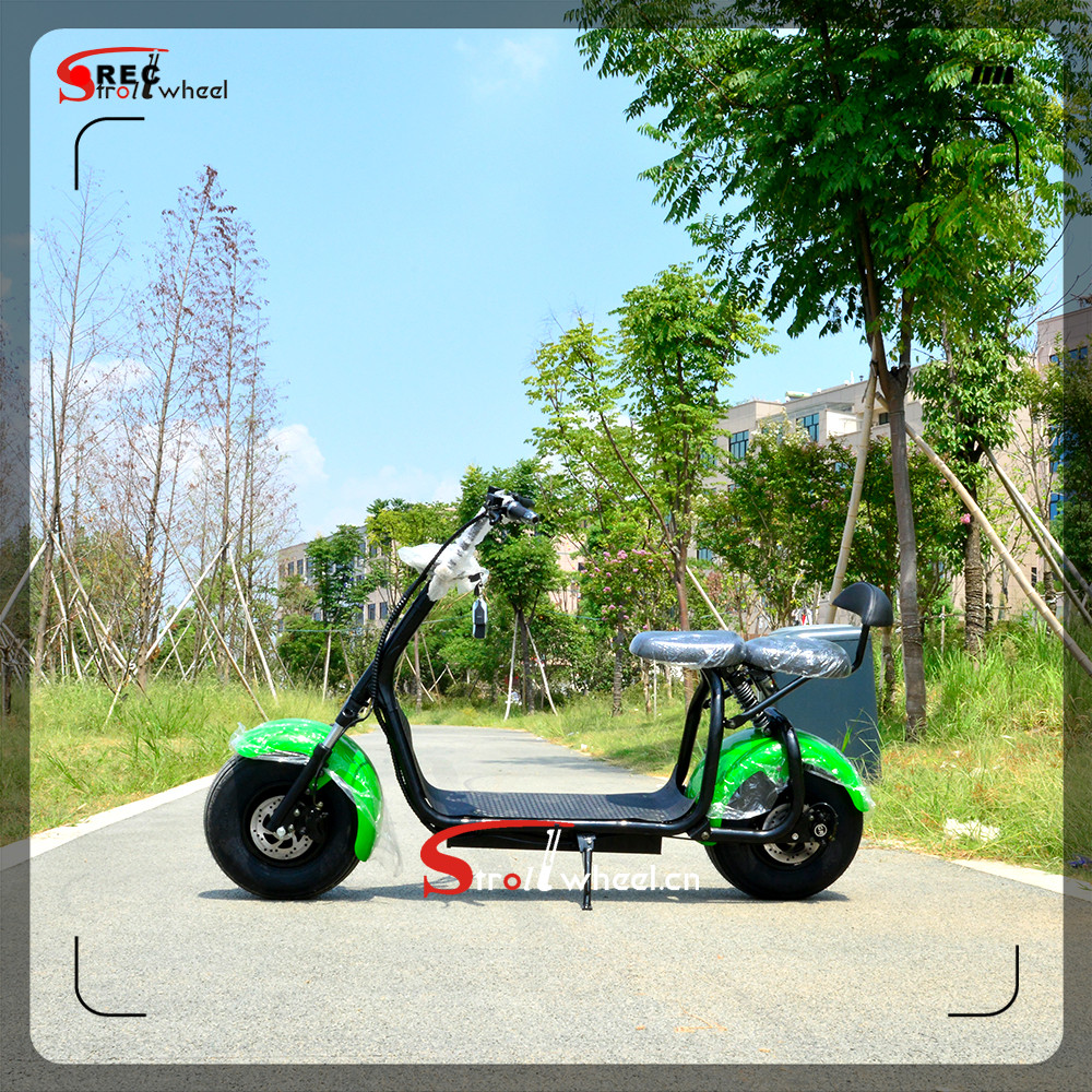 Strollwheel Top Brand High Speed Foldable Mini Electric Scooter Electric Motorcycle