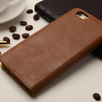 cell phone case for mobile phones covers for iPhone 6 6s case PU Leather mobile phone case