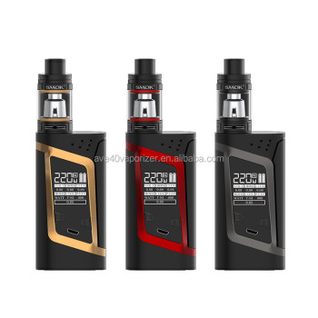 Top rated 220W SMOK Alien kit electronic cigarette stock offer quick shipping