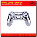 High Quality Chrome Replacement Controller Shells for PS4 Controller Case Cover