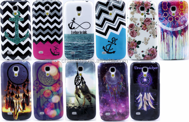 New Arrival TPU Case For Samsung Galaxy S4 Mini i9190