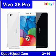 New Original Vivo X5 Pro 5.2inch 1080x1920'' Android 5.0 Octa Core 1.5 GHz -A53 13.0 MP+8.0 MP Camera 2450 mAh Smartphone