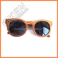 2014 New Oken Eco-Friendly Wooden Sunglasses