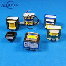 EI24 Pin type Iron Power electrical Transformers 19v 300ma, 100W-10000W electronic power transformer