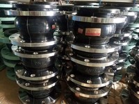 BS404 PN16 FLANGE RUBBER JOINT