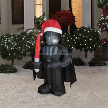 outdoor inflatable decoration, led lighted inflatable holiday yard decoration on sale