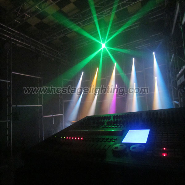 Hot promotion 4X30w led super beam moving head led disco light